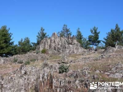 Hiking and Trekking, Parque Natural del Hayedo de Tejera Negra; senderismo la raña
